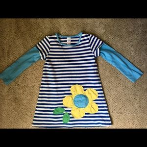 Mini Boden dress toddler size 3-4 years